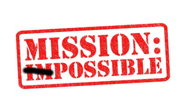 Misija Je mogoče priti do sestanka